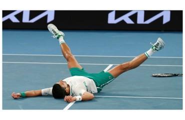 Open de Australia 2021 Djokovic pone el escudo ante Medvedev y se hace más grande en Australia